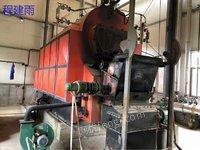 出售两吨燃煤蒸汽锅炉