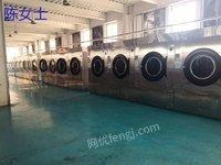 河北石家庄转全套二手水洗厂设备二手海狮100公斤洗脱机