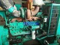 出售原装进口康明斯发电机组电力系统,312kw