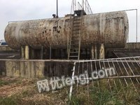 广西南宁出售二手10吨油罐长10米宽6米