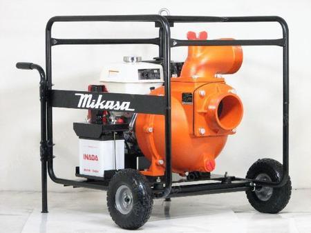 供应电启动发动机MSP-602HS离心排水泵
