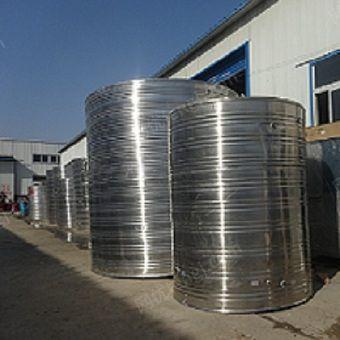 供应合肥普森不锈钢保温水箱定制