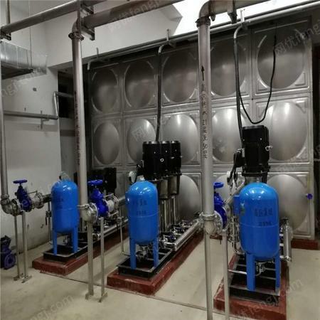 供应缺多少补多少增压供水系统