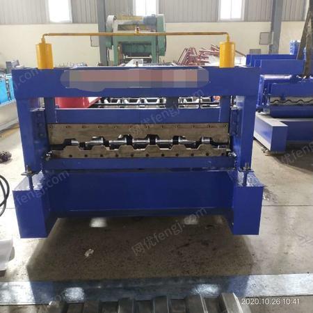 供应泊头兴和定做数控1.2米宽车厢板压型设备