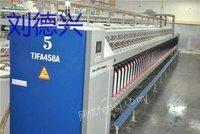大量回收二手纺织设备