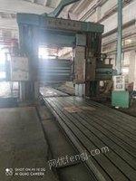 辽宁大连北京产2.5米x8重型龙门铣床出售