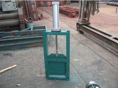 供应气动插板阀 气动闸板阀 除尘卸料插板阀