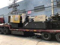 广东中山出售4台震德250t注塑机沉封多年准新机况