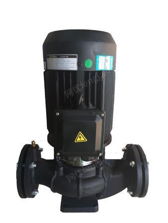 供应GD65-19立式管道泵大流量高扬程冷热水泵