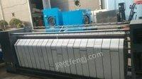 河北石家庄销售二手烫平机直燃式蒸汽烫平机