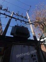 河北石家庄企业闲置变压器,稳压器,配电柜,刚更换9成新出售