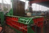 新疆乌鲁木齐现货转让江阴高德产二手200吨金属压块机,料箱1.4米X1.8米x90
