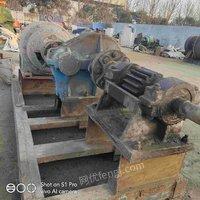 转让1.5×4.5米大轴承架子磨机