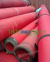 高价回收无纺布厂废旧网帘网带废旧干网毛布回收