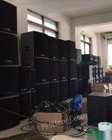 广东广州大量出售酒吧ktv音响设备,舞台音响灯光