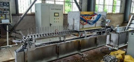 供应山东截齿焊接生产线的使用流程