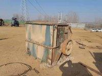 山东潍坊出售二手1600制砂破碎机一台