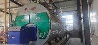 出售全新15吨燃气蒸汽锅炉