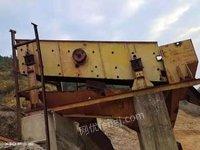 广东广州鄂破1060配喂1210反击破2米x6米震动筛400变压器出售