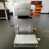 广东深圳出售一台光纤激光打标机,紫外镭雕机,不锈钢打黑机