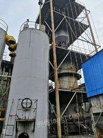 全新3.6米煤气发生炉处理
