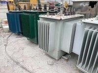 广西南宁现货出售二手电力变压器630/2台、500/1台、400/7台