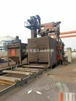 河北沧州现货出售抛机除尘器及配件