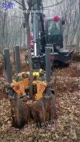 出售沃得轮式液压挖掘机