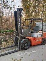 个人出售一台3.5吨合力叉车一台5吨叉车