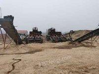 时产600吨洗沙设备出售