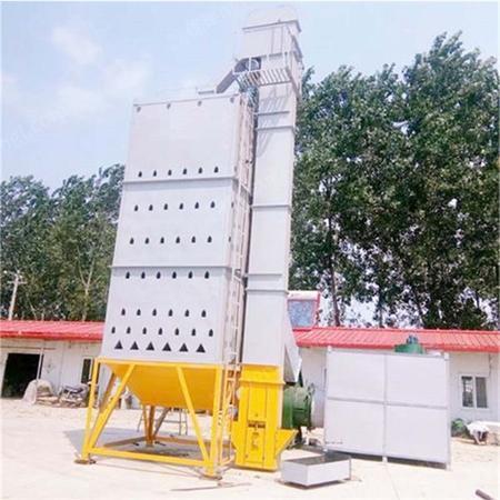 供应大型谷物烘干塔 粮食脱水机