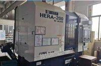 江苏苏州韩国研一hera-200滚齿机 插床 铣齿机出售
