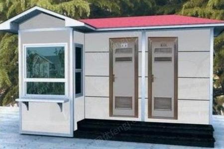 供应装配式移动生物厕所,生态环保轻体房岗亭