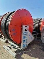 山东淄博常年出售浇地专用全新喷灌机 部分9成新