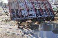 黑龙江鸡西出售16年自己柴油洋马插秧机