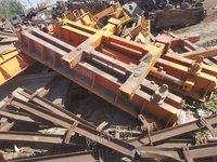 回收废旧煤矿设备,回收报废煤矿液压支架