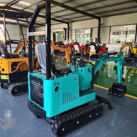 供应1吨小钩机,农用挖掘机挖土开沟工程 微型挖掘机