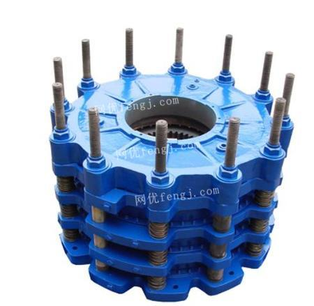 供应WPT WCB206,WCB108,WCB208 水冷制动器