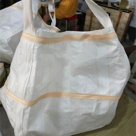 供应全新吨袋大庆集装袋定做子母吨袋南京吊装袋吨袋低价吨袋PP颗粒常见吨袋规格