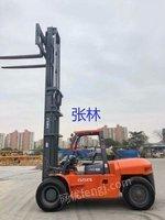 出售合力10吨叉车,升高6米