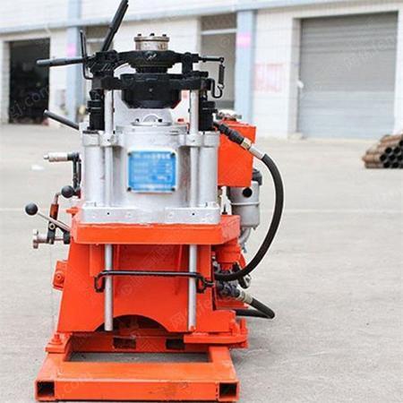 供应QBZ-30Y液压轻便取样钻机 完整岩芯取样 小型地质勘探钻机