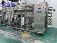 安徽亳州出售17年饮料生产设备