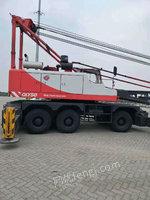 出售25吨加藤哈工吊,轮胎吊,海港吊,整车原版,手续齐全,港务车