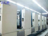 欧洲进口小森L644印刷机
