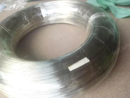 供应201 304不锈钢丝弹簧线 挂具线 镀镍线等材料