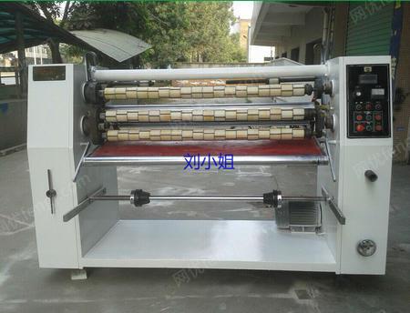 东莞常平佳源透明胶带生产设备二手封箱胶带分切机