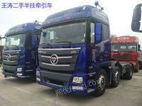 出售430马力欧曼GTL双转向二手货车