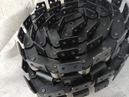 出售不锈钢带耳链条 双侧带弯板链条 不锈钢外双侧片