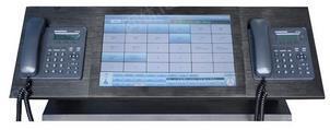 出售触摸屏调度台,双手柄调度台,多功能调度台