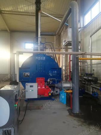 WNS卧式内燃三回程低氮冷凝承压燃气热水锅炉